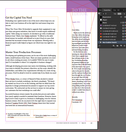 Lesson 8 - Applying gradients