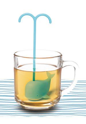 GONGDREEN インフューザー 茶漉し gongdreen Dreaming Whale Tea Infuser GDR-Whale-G