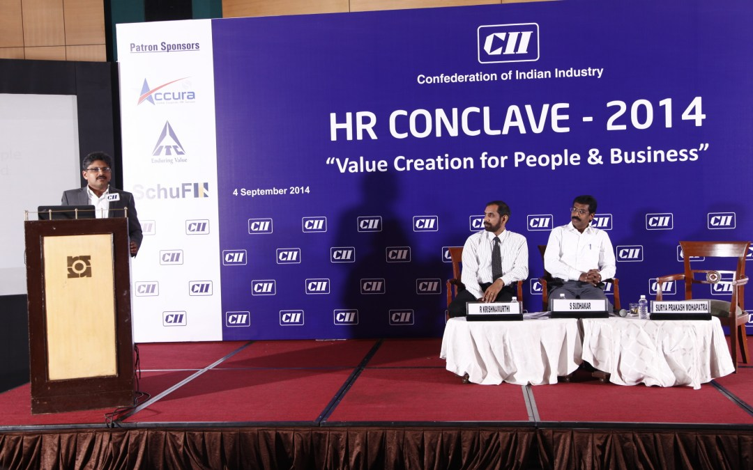 CII HR Conclave – September 2014