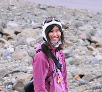 共同研究で 南極の謎を追求する 田邊 優貴子