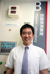 スポーツ健康科学部 スポーツ健康科学科 後藤 一成 准教授