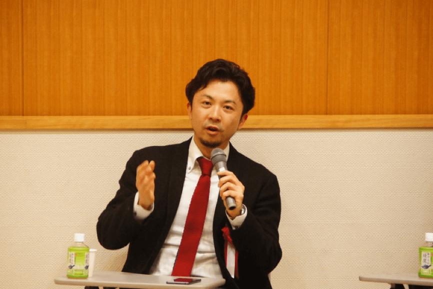 2/18リバネス取締役副社長CTOの井上浄が、鶴岡信用金庫 若手経営者塾 マネジメントキャンパスのパネルディスカッションに登壇しました。