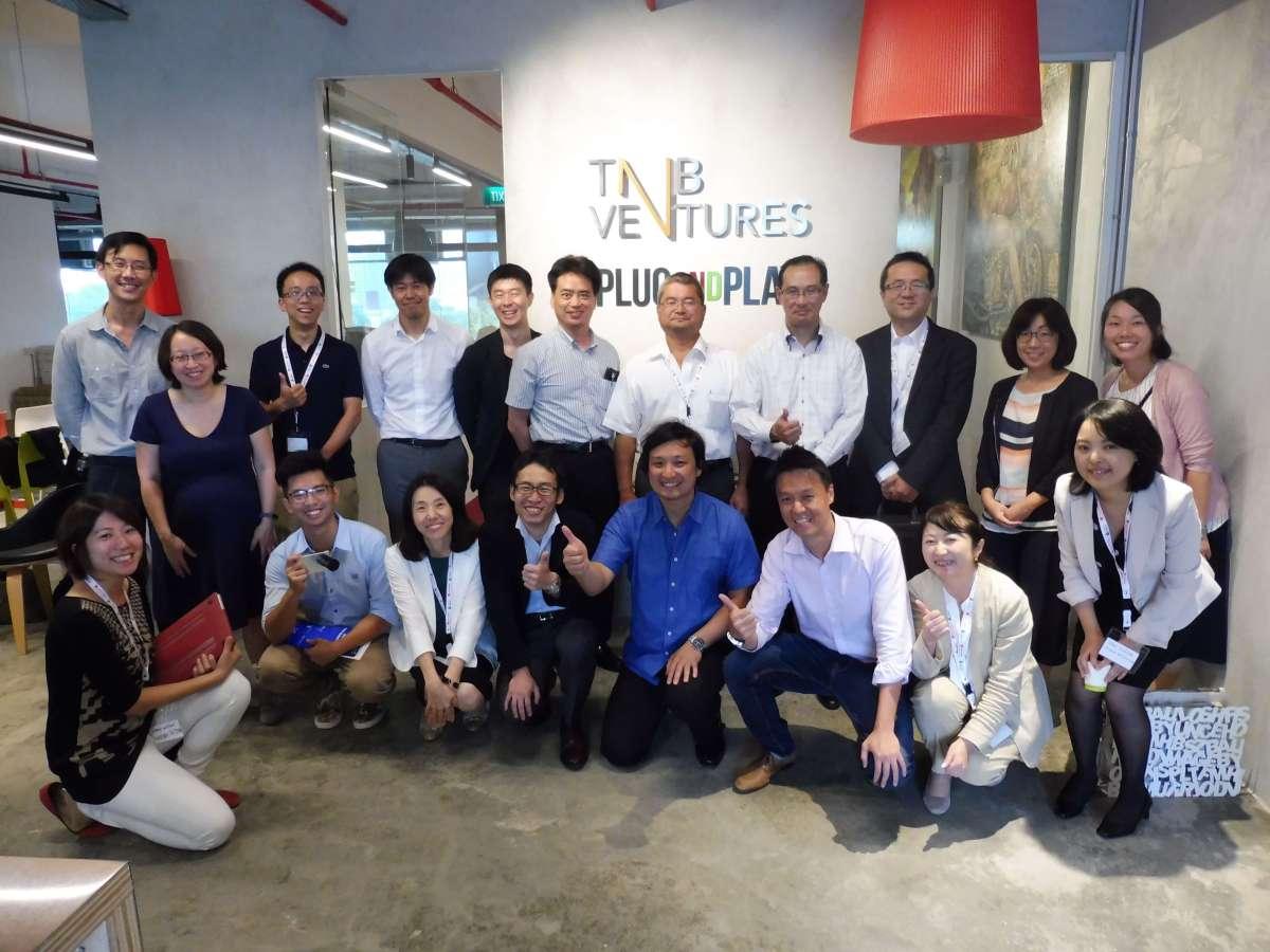 【実施報告】新規事業戦略とビジネスエコシステムの構築の秘訣を学ぶシンガポールビジネス視察ツアーを実施しました!
