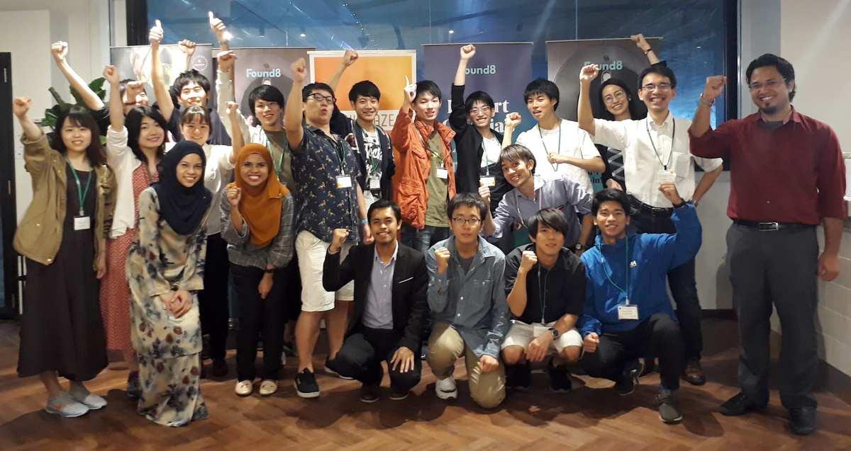 首都大学東京 理系大学院生海外研修プログラムを、シンガポール&マレーシアで実施しました。