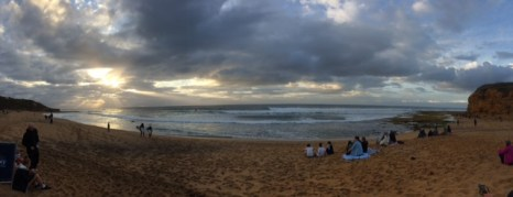 Bells beach