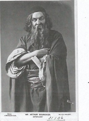 Arthur Bouchier