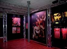 Impianto audio, video, luci ed automazione per sala mostra a Domodossola