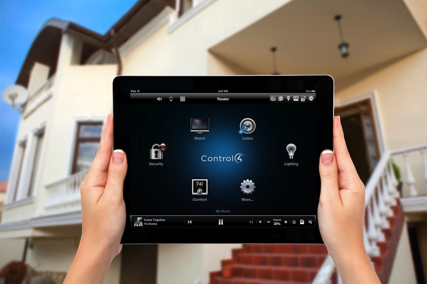 Control4: il sistema di controllo per automazione domestica più famoso al mondo