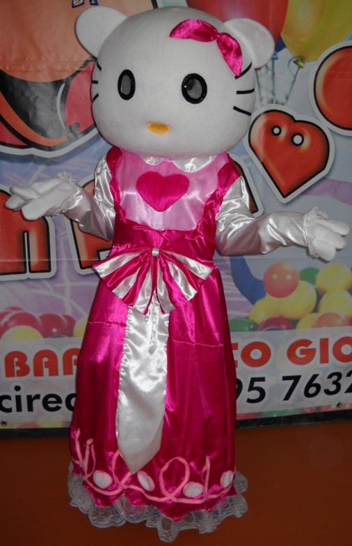 Mascotte Hello Kitty