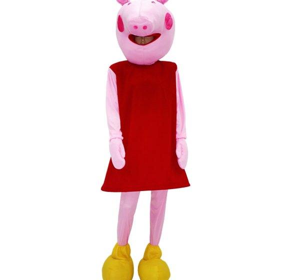 Peppa PIG MASCOTTE