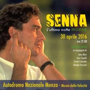 Ayrton Senna l\'ultima notte