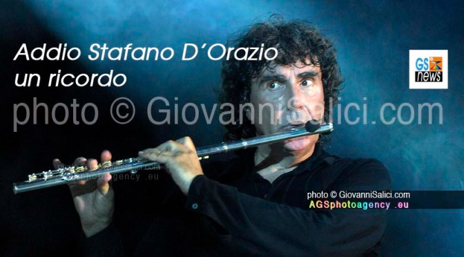 Stefano D'Orazio, è morto di Covid il batterista dei Pooh