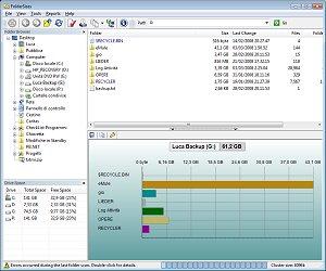 FolderSizes screenshot