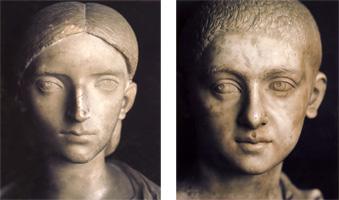 roman portraits