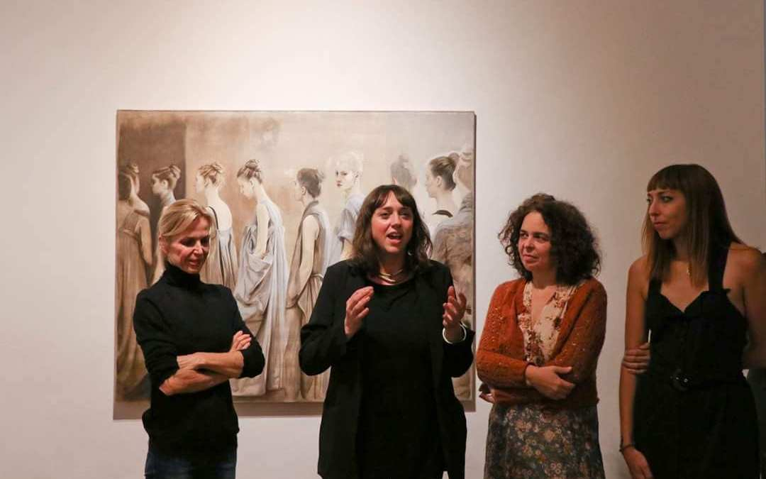 Alcune immagini dell'opening di ieri sera a #Berlino alla Luisa Catucci Gallery:…