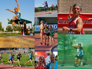 Atletismo Veterano Temporada 2015-14