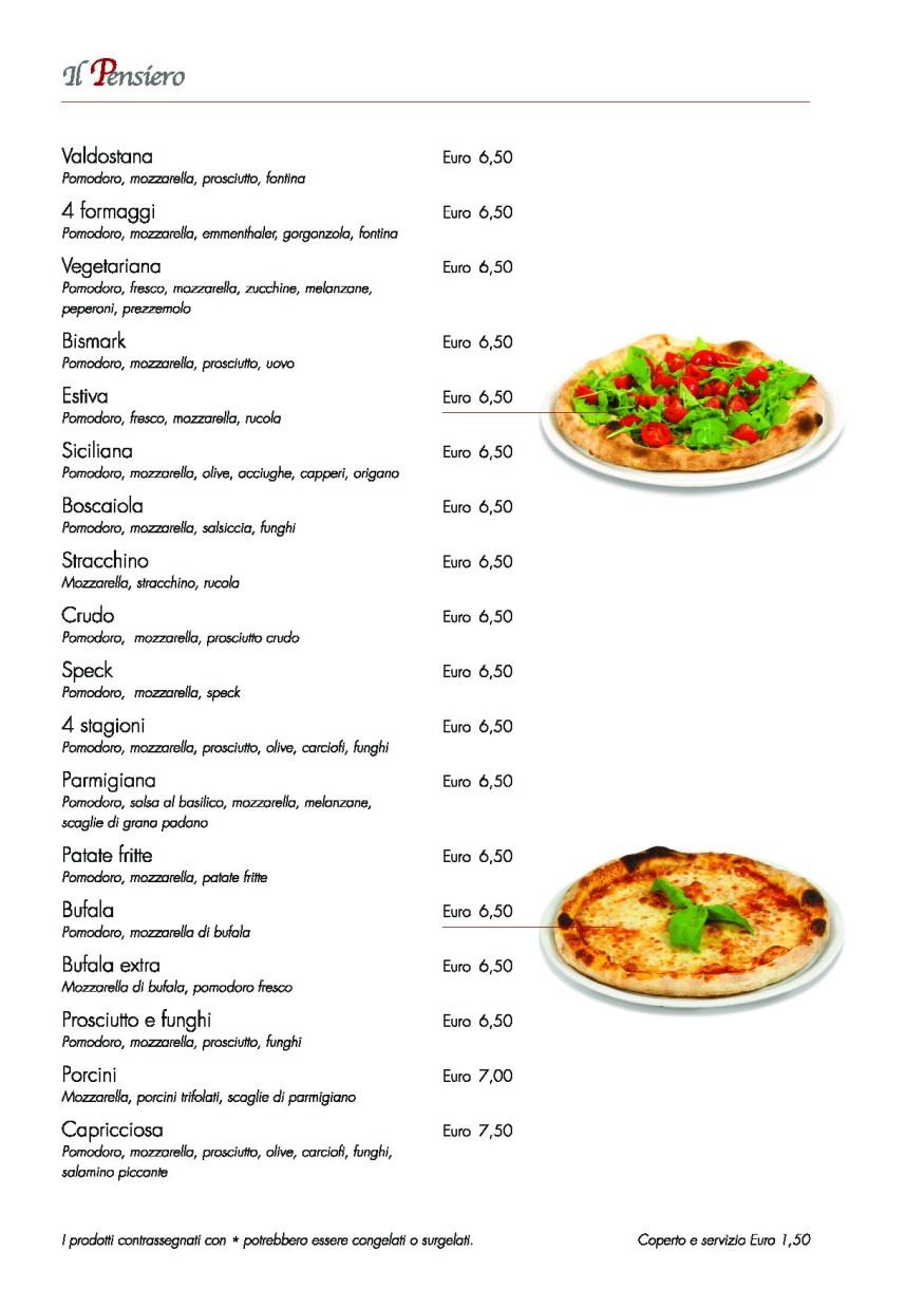 pizze al piatto e padellino