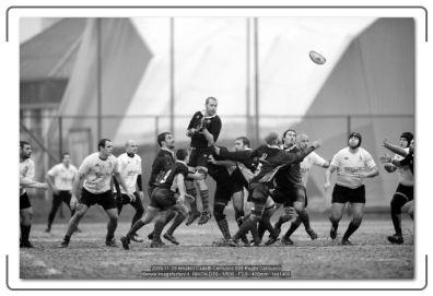2009-11-29 Amatori Cadetti-Cernusco 005 Rugby Cernusco