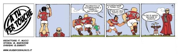 Fumetti sul rugby