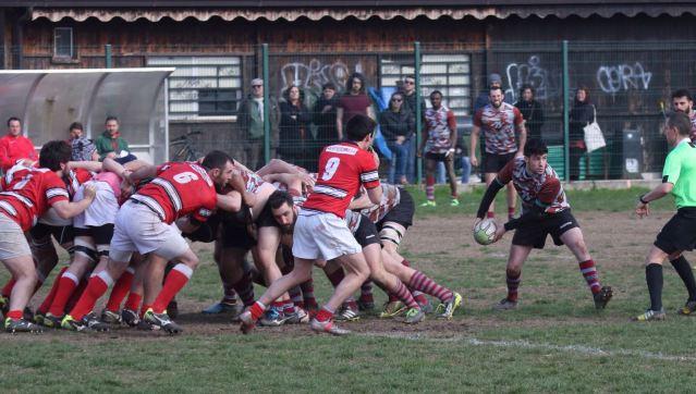 Rugby Cernusco vs Rugby Varese 9-32