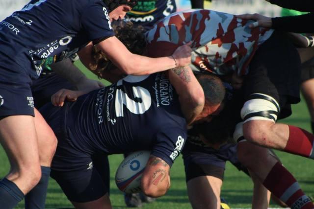 Rugby Cernusco vs Rugby Rovato 22-57