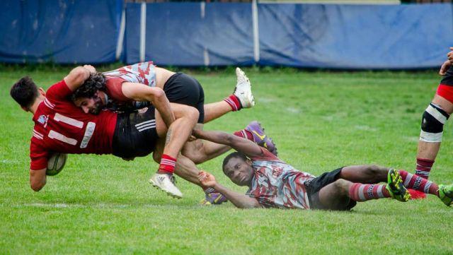 Rugby Cernusco vs Rugby Milano 52-24