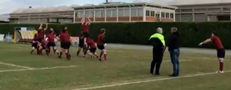Rugby Stezzano vs Rugby Cernusco 19-31