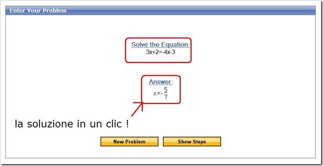 Myalgebra Ti Risolve Le Equazioni Algebriche Online In Un Clic