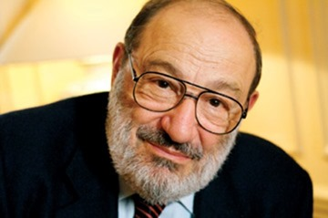 Umberto Eco e le tabelline