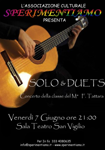 Solo and Duets