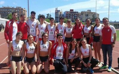 """Cinquens en el Campionat de Catalunya Clubs """"grup C"""""""