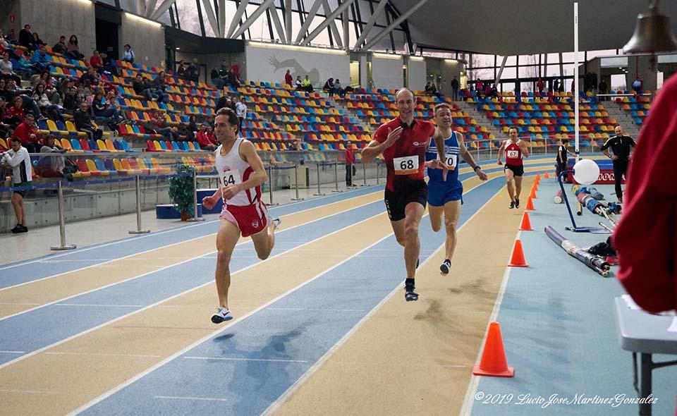 Campionat d'Espanya de Clubs Màster a Antequera