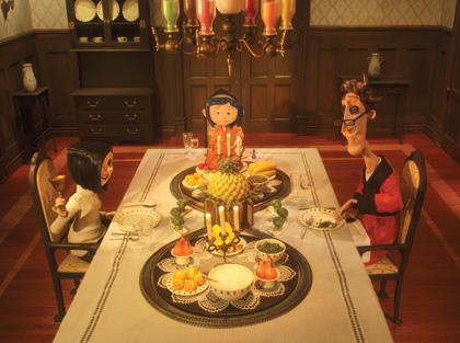 Coraline e la porta magica il rudere di una bruttezza - Coraline e la porta magica film ...