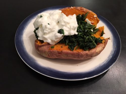 Why Sweet Potatoes are Great for Athletes