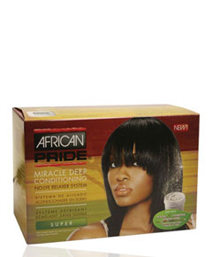 african pride african pride Miracle Deep Conditioning No