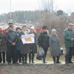 В Сосновом Бору отметили годовщину Чернобыльской аварии