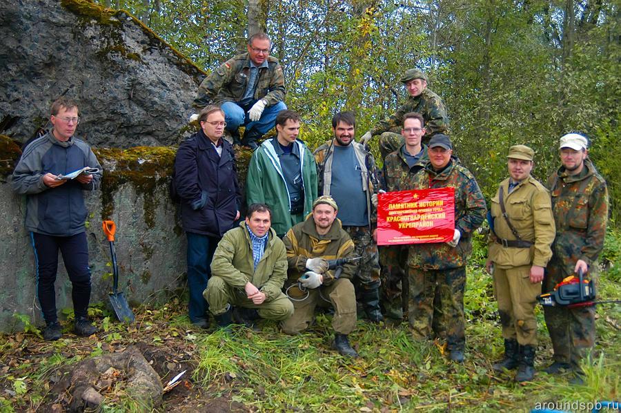 2 и 3 сентября форт Красная Горка собирает своих друзей на традиционный субботник!