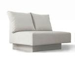 Feydom Choice 5 - 2-seater modular sofa WHITE