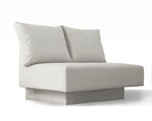 Feydom Choice 5 - 2-seater modular sofa WHITE