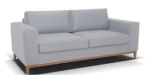 Baku 31 light grey  sofa