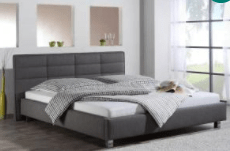Henry King Size Bed (180x200cm) - including Mattress - (Bundle Product)