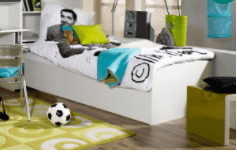 Single Bed Skate - Including mattress - (Bundle Product) A0473957 D-04-01