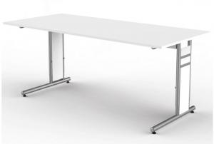 Height adjustable desk 180x80cm