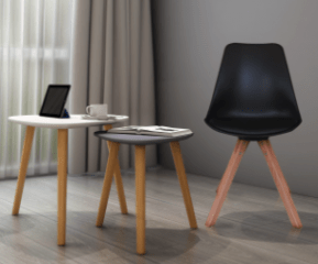Design Chair Black BCO