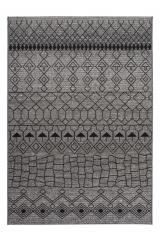 Indonesia Liwa Silver Rug (160x230cm)