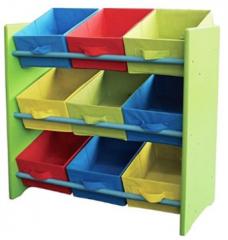 Olaf Toybox Shelf