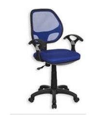 Kids Office Chair BLUE