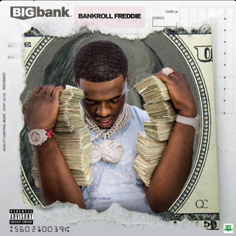 Bankroll Freddie › Go The Distance Ft. PnB Rock