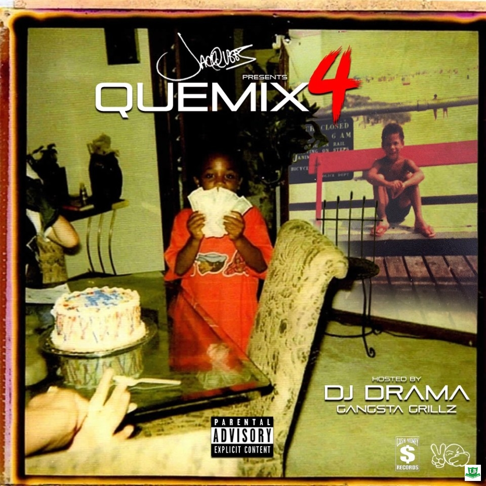 Jacquees › Where I Wanna Be (QueMix) Ft. Donnell Jones