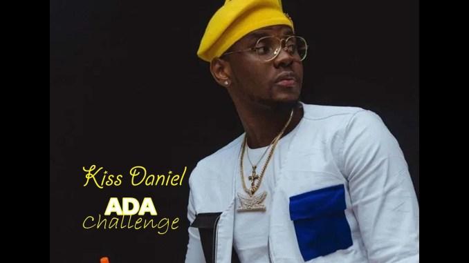 Kizz Daniel - Ada - challenge (Official Music Video) - YouTube
